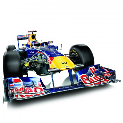 Red Bull Racing RB7 scale model