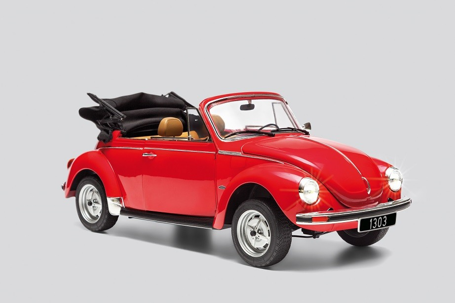 vw escarabajo cabrio 1303 altaya modelspace. Black Bedroom Furniture Sets. Home Design Ideas