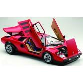 Construye el Lamborghini Countach | Escala 1:8