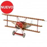 Avión Fokker DR.I- Baron Rojo   Escala 1:16   Kit Completo