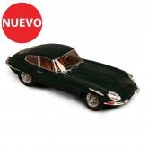 Construye el Jaguar E-type   Escala 1:8