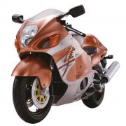 Construye la Suzuki GSX 1300R Hayabusa | Escala 1:4