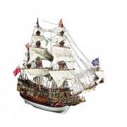 Construye el Sovereign of the Seas | Escala 1:84