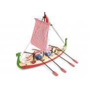 Barco Vikingo | Maquetas Niños | Kit Completo