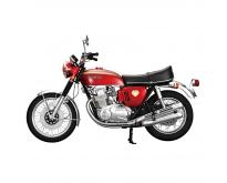 Construye la Honda Dream CB750 | Escala 1:4