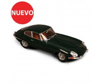 Construye el Jaguar E-type | Escala 1:8