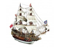 Construye el Sovereign of the Seas | Escala 1:84 | Kit Completo