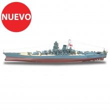 Nuevo: Battleship Yamato Kit Completo