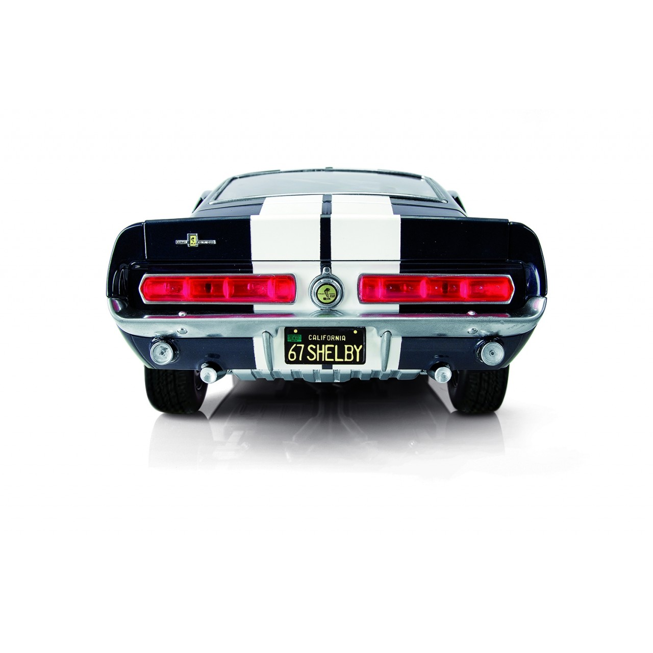 Ford shelby mustang gt 500 i échelle 1 8