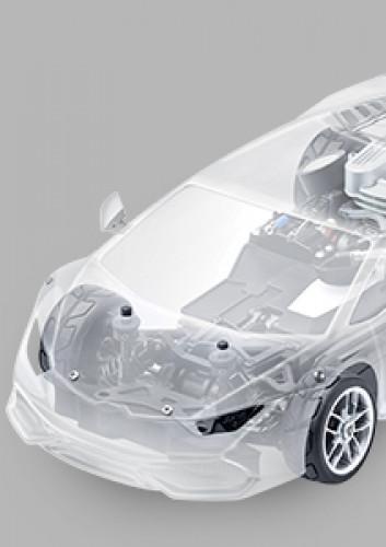 Lamborghini Huracán   Escala 1:10   Kit de customización