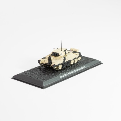 CRUISER TANK MK VIA CRUSADER