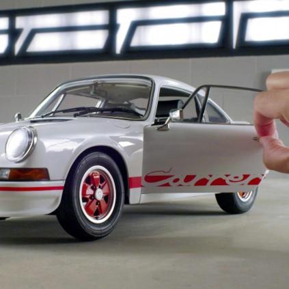 Porsche 911 Carrera  |  Échelle 1/8