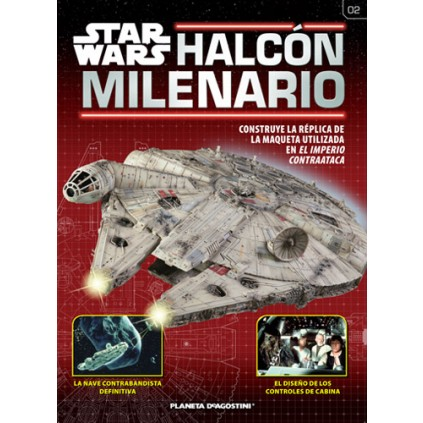 Halcon Milenario