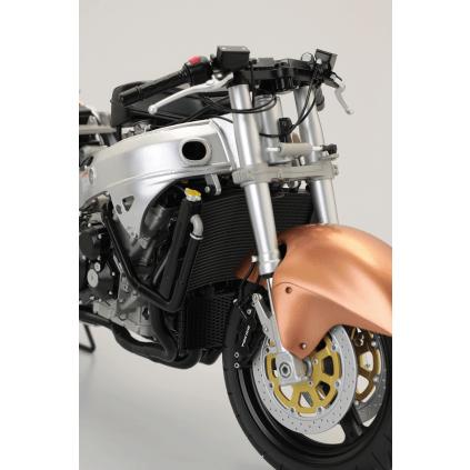 Construye la Suzuki GSX 1300R Hayabusa