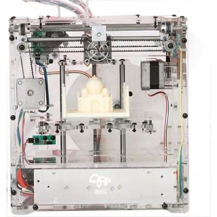 Construye tu impresora 3D - idbox!