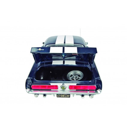 Ford Shelby Mustang GT-500 | Escala 1:8 | Kit Completo