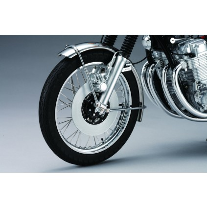 Construye la CB750 Honda en escala 1:4