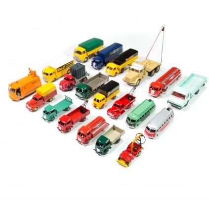 Camiones Dinky