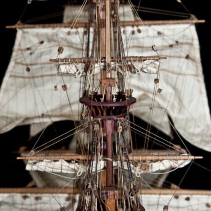Construye el Sovereign of the Seas | Escala 1:84 | Kit Completo