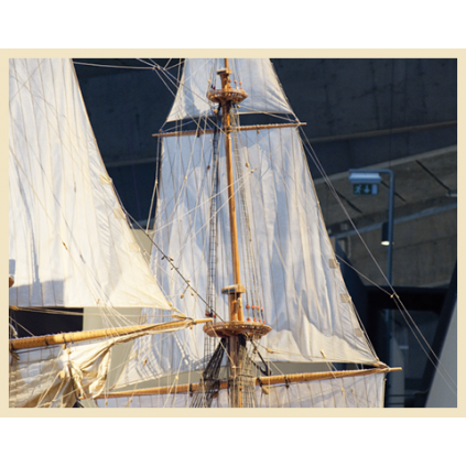 Construye el majestuoso Vasa | Escala 1:65