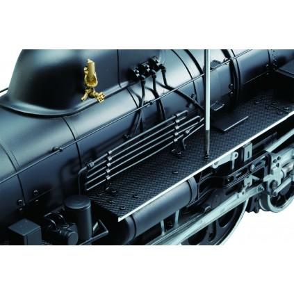 Construye la Locomotora C57