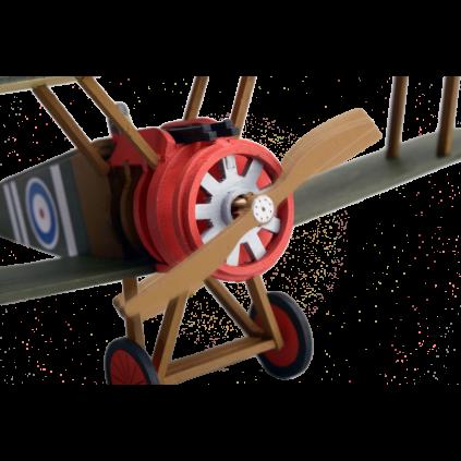 Avión Sopwith Camel I Modelo Niño | Kit Completo