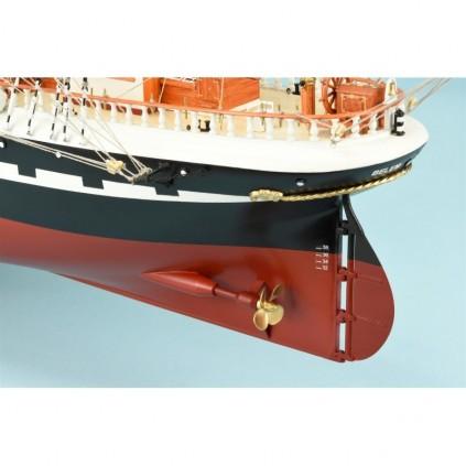 Barco Belem | Modelo 1:75 | Kit Completo