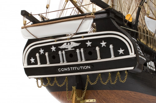 USS Constitution | Escala 1:76