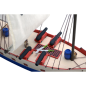 Barco Pirata I Modelo Niño | Kit Completo