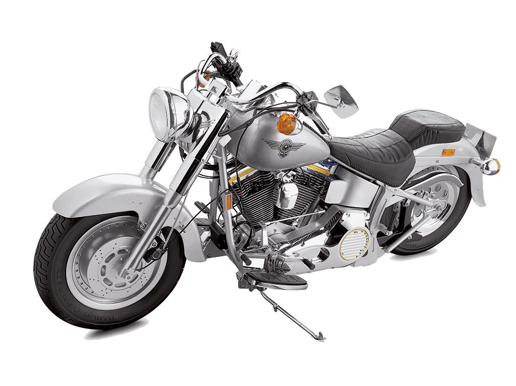 Maquette De Moto Harley Davidson