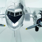 Douglas DC3 | Maquette à l'échelle 1/32 |  Kit Complet