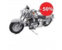 Harley Davidson Fat Boy   Maquette échelle 1/4
