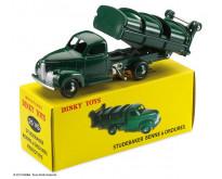 Le Camion Benne à Ordures