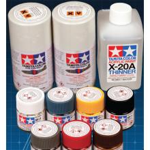 Construisez le Faucon Millenium - Kit Peinture
