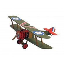 Avion SOPWITH CAMEL I Maquette enfant I Kit complet