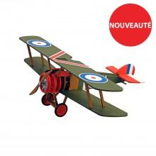 Avion SOPWITH CAMEL I Maquette enfant I Kit complet