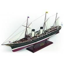 Yacht Impérial Standart | Maquette 1/130