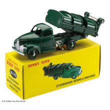 "Le Camion Benne à Ordures ""Studebaker 25"" Dinky™ Toys"
