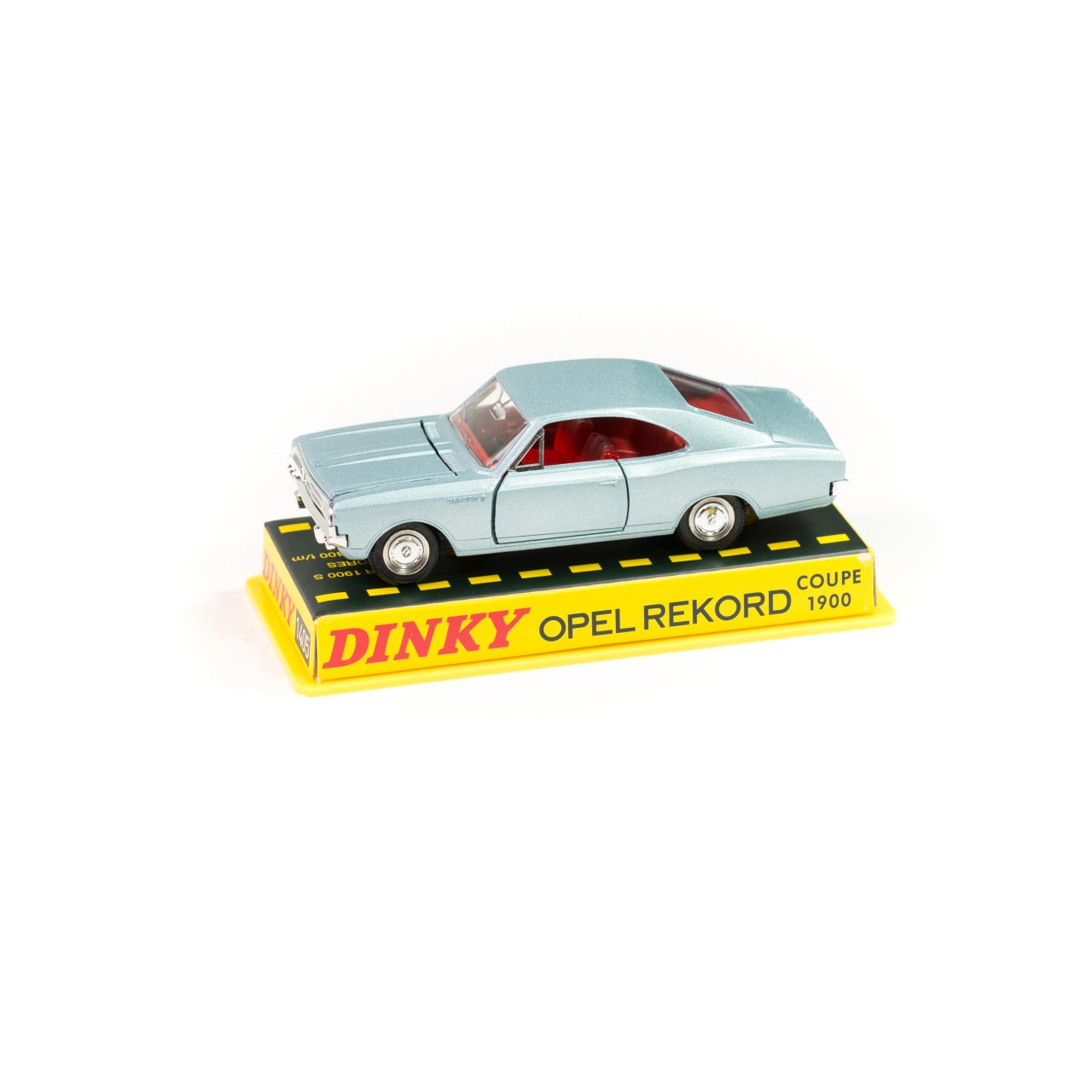 REPLIQUE  BOITE FORD US GALAXIE 1965//  DINKY TOYS 1968