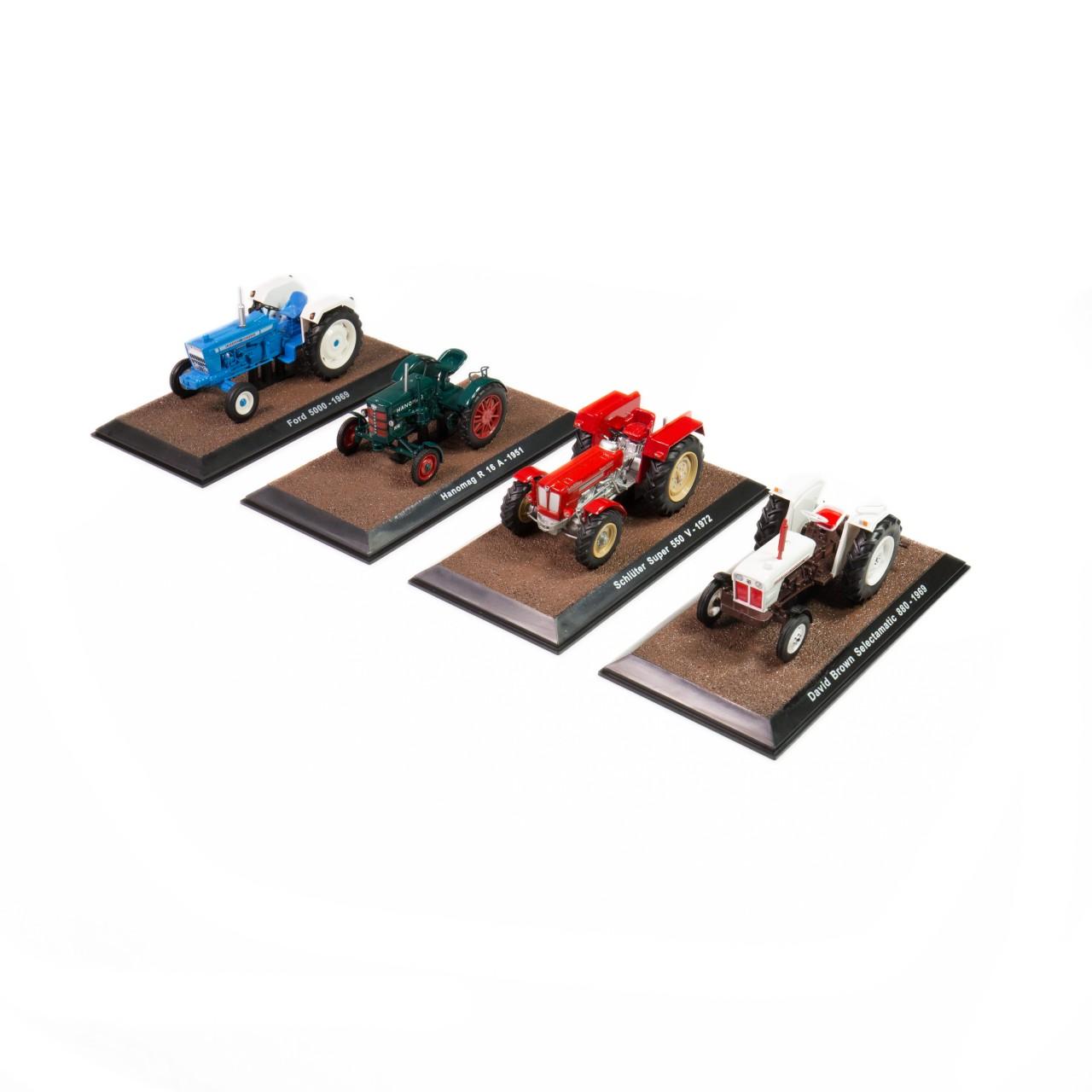 Le percheron t25 1947 Tracteur 1:32 ATLAS voiture miniature 013