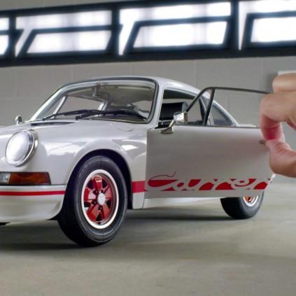 Porsche 911 Carrera  |  Échelle 1/8 | Kit Complet