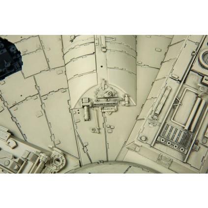 Construisez le Faucon Millenium | Echelle 1:1 | Kit Complet