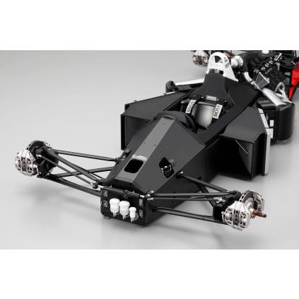 McLaren MP4/4| Maquette échelle 1/8