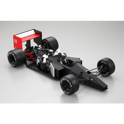 Construisez votre McLaren MP4/ 4 d'Ayrton Senna