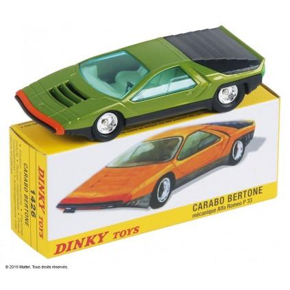 Le coffret Alfa Romeo Carabo Bertone Dinky™ Toys