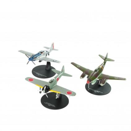 Avions Des Aces De La Seconde Guerre Mondiale