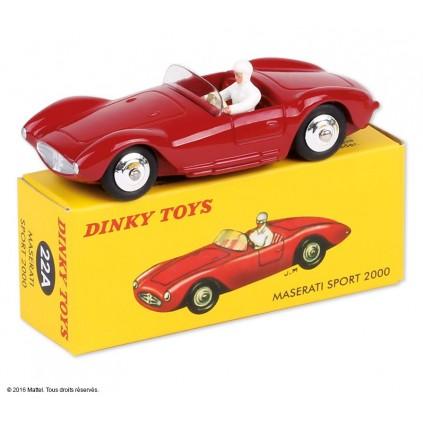 Le coffret Ferrari-Maserati Dinky™ Toys