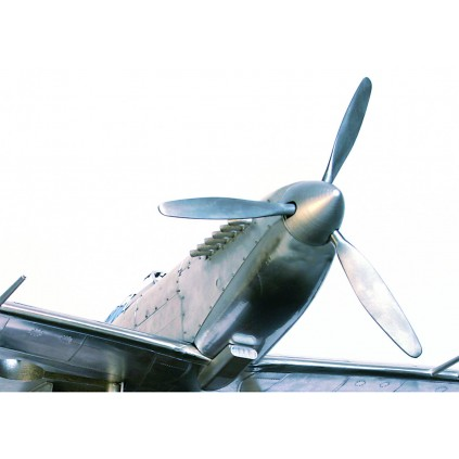 Build The Spitfire Model - 1:12 scale model Spitfire