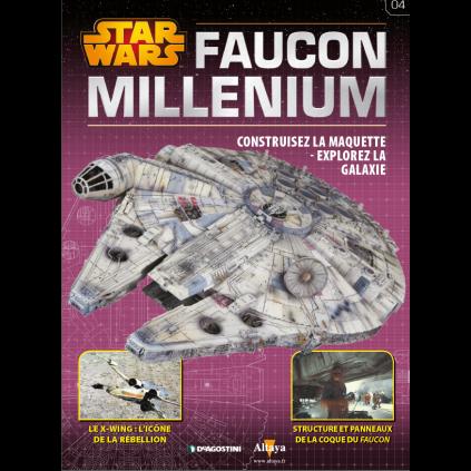 Numéro 4| Construisez le Faucon Millenium | Echelle 1:1
