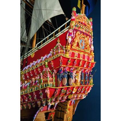 Construisez le majestueux Vasa I Echelle 1/65